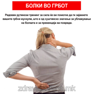 Болки во грбот